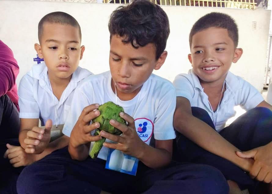 Venezuela: mending our social fabric via 150 kids