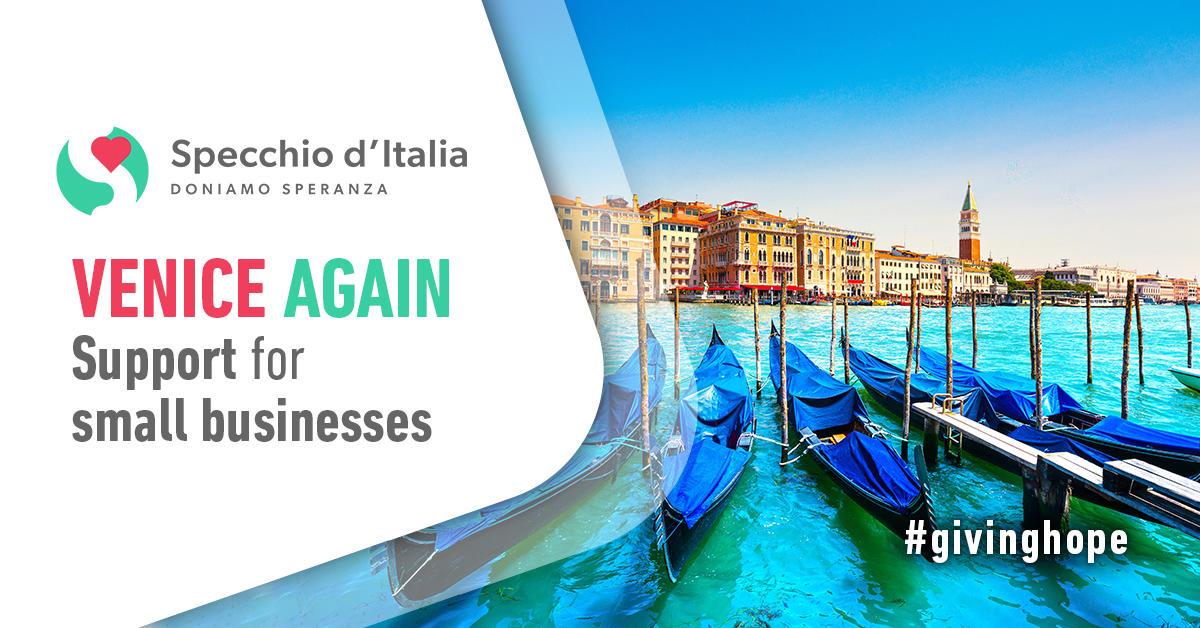 Venice Again - Coronavirus Emergency