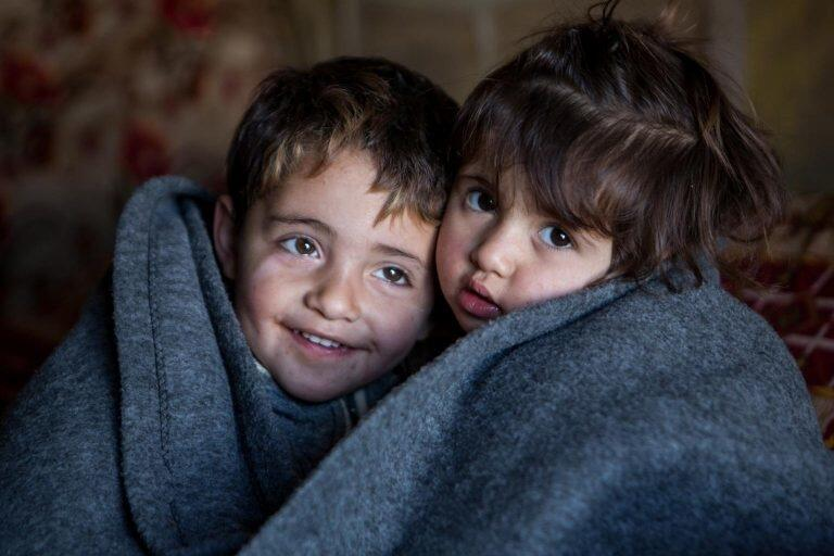 Winter Appeal For Syrian Refugees
