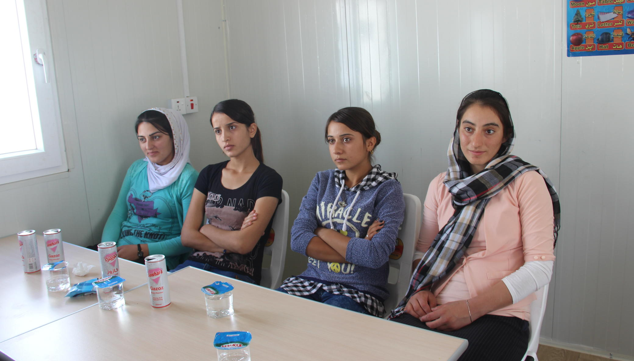 Yezidi Women's Center