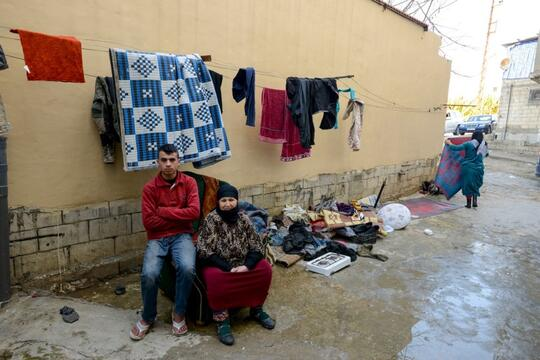 Dedicating Cash Assistance to support vulnerable refugees in MENA