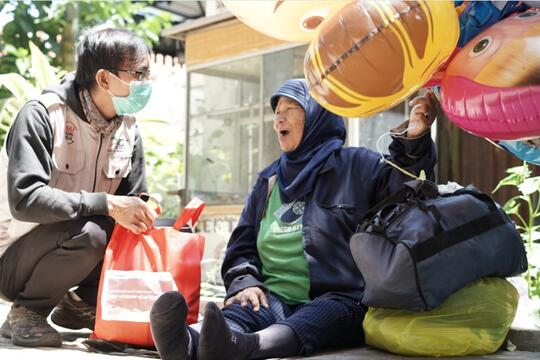Ramadan Gifts for Vulnerable Families in Indonesia