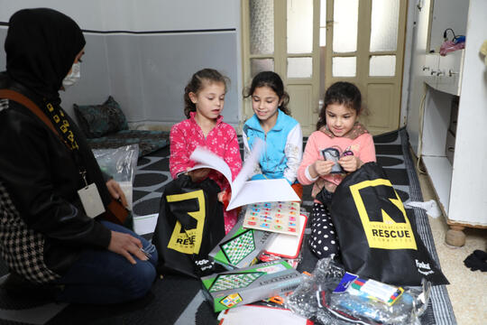 Emergency Cash Assistance in Lebanon