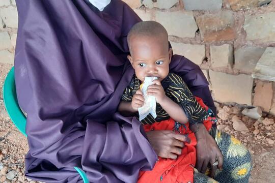 Responding to Somalia's Critical Health Needs