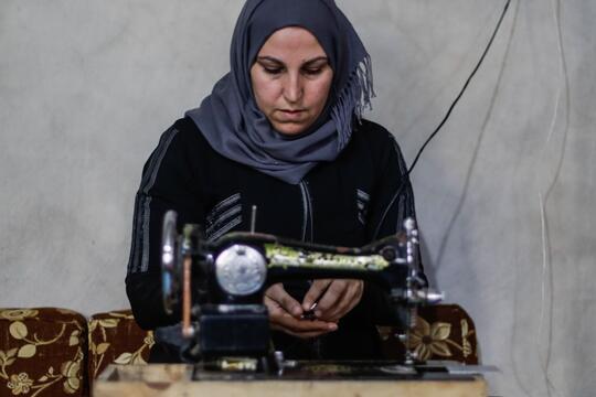 Creating Livelihood Opportunities in Northeast Syria