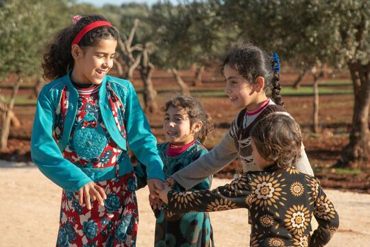 A Better Tomorrow: Lifesaving Nutrition Services for Syrian Women and Children