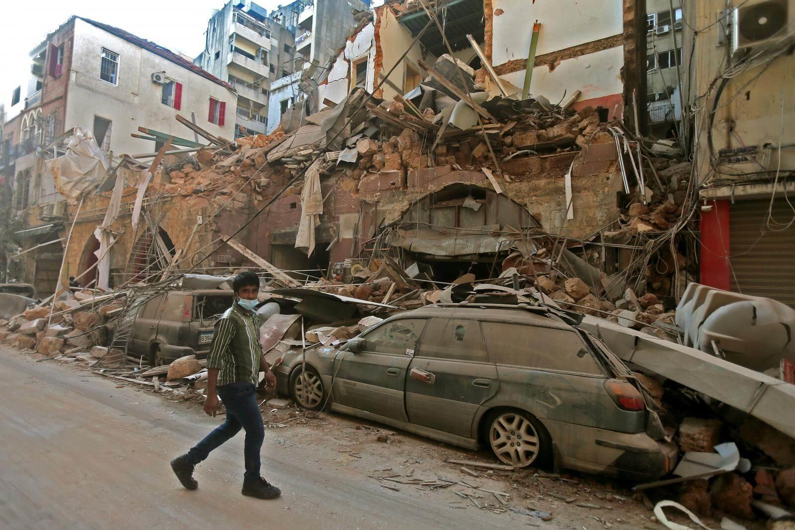 EMERGENCY IN LEBANON | Make an urgent donation today
