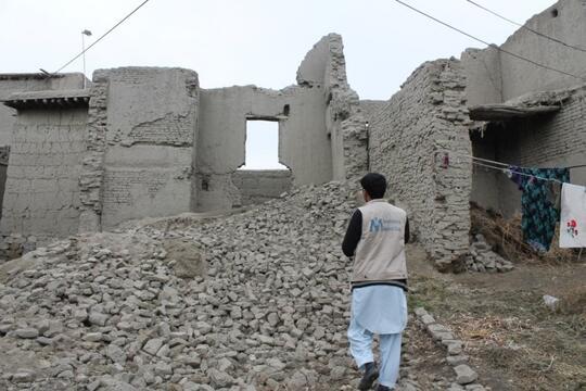 Addressing Humanitarian Needs in Afghanistan