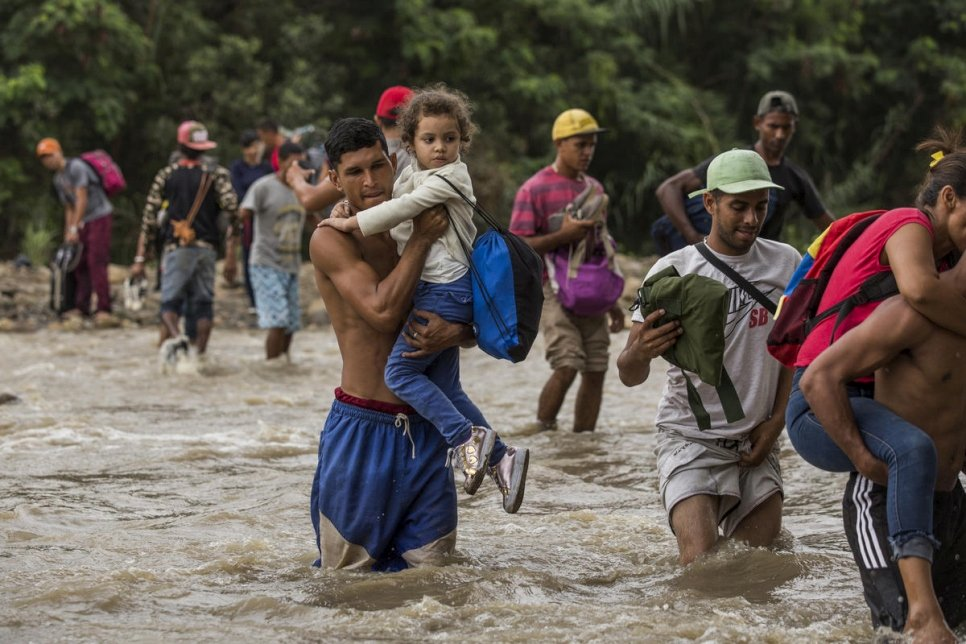 Supporting IDPs and Refugees in Colombia in the response to the COVID-19 Emergency