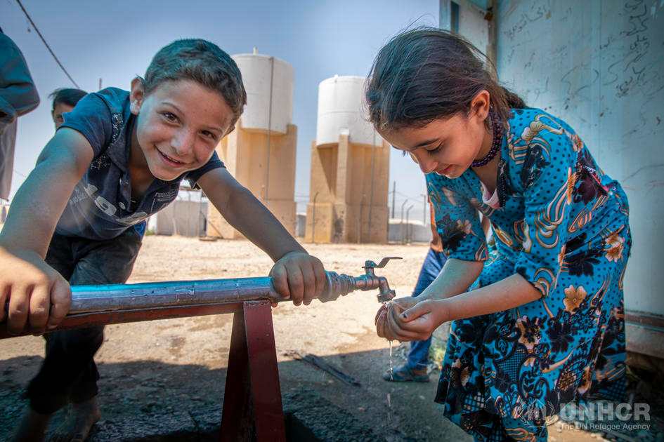 Supporting IDPs and Refugees in Iraq in the response to the COVID-19 Emergency