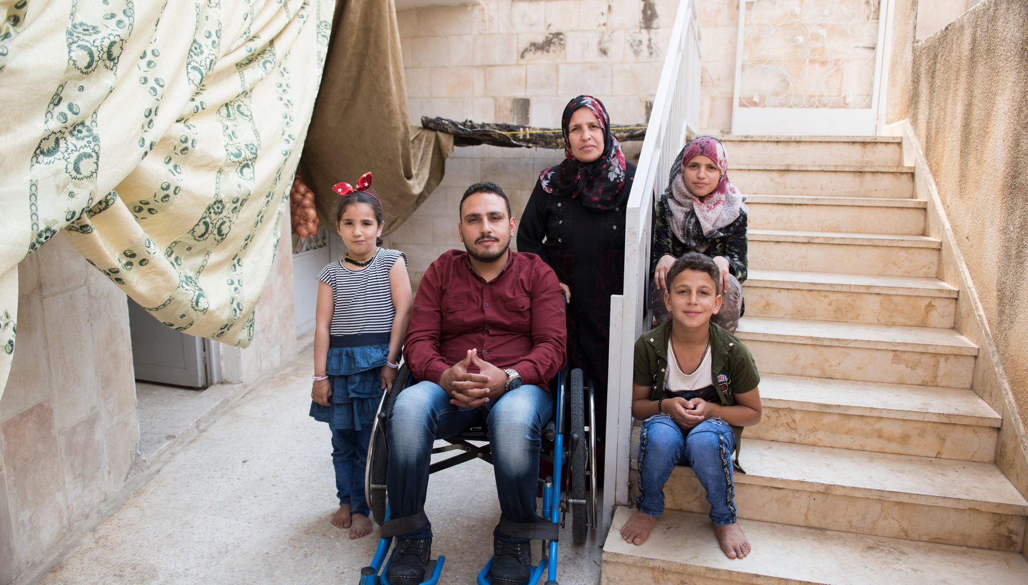 Supporting Syrian Refugees in Jordan in the response to the COVID-19 Emergency
