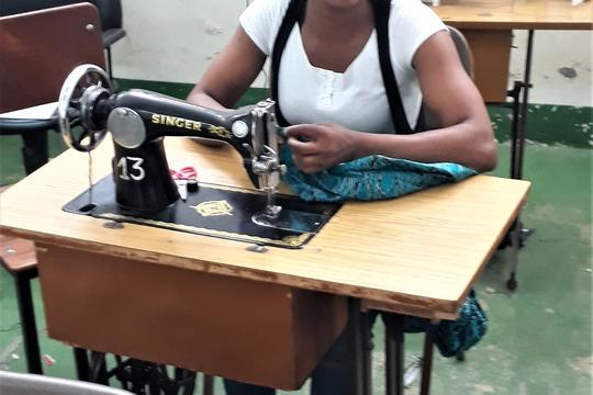 Community-based Vocational Training for Child Brides in Mozambique