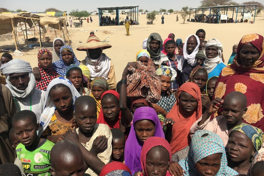 Supporting IDPs and Refugees in Niger in the response to the COVID-19 Emergency