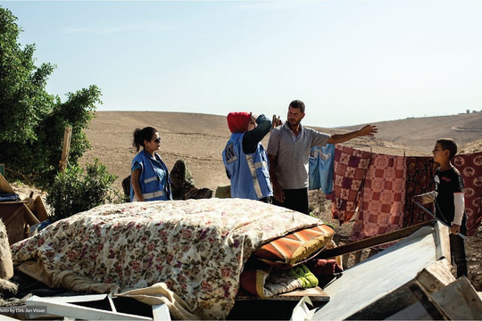 Providing emergency cash assistance for the most vulnerable Palestine refugees in the West Bank