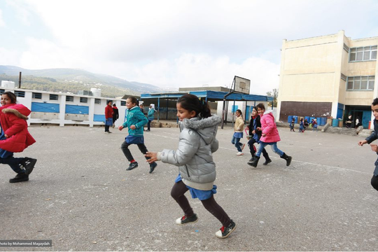 Support UNRWA's Education Programme for Palestine Refugees in Jordan